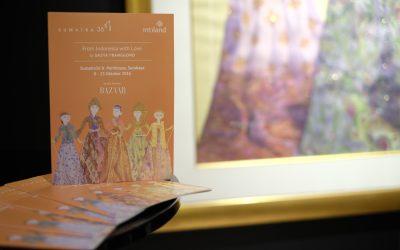 Sumatra36 Held Art Exhibition