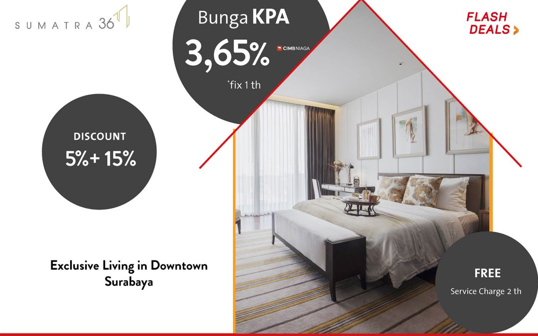 Exclusive Living in Downtown Surabaya