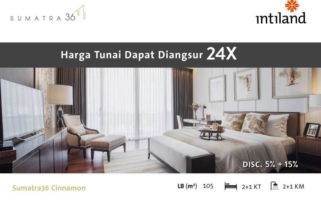 Exclusive Living in Downtown Surabaya.